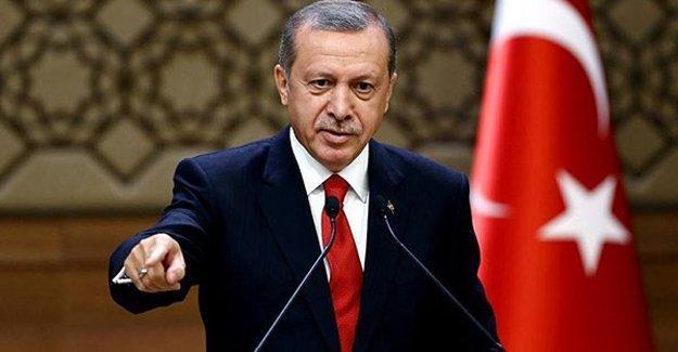 Erdoğan, Paris'ten endişeliymiş