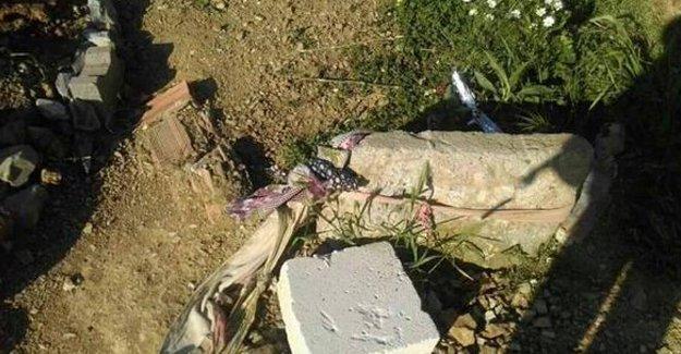 Gazi Mezarlığı'na polis saldırısı