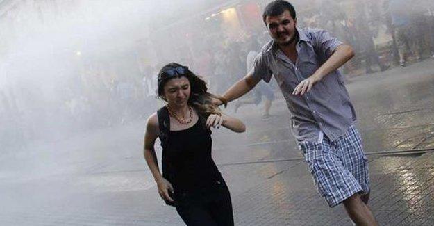 Gezi'deki polis şiddeti yargılanmadı