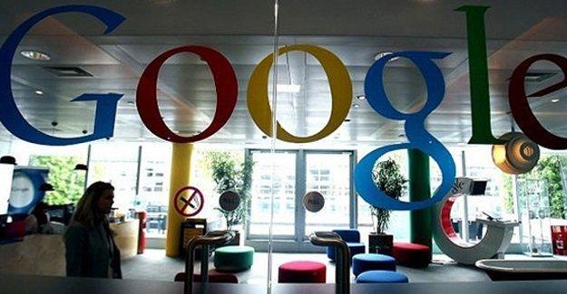 Google'ın ofisine polis baskını