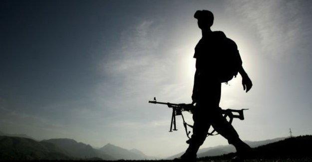 Kars'ta 1 asker hayatını kaybetti