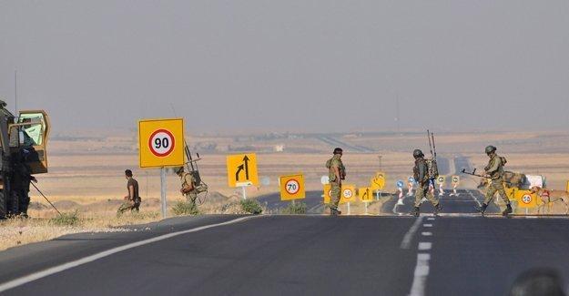 Şemdinli'de 'özel güvenlik bölgesi' ilanı