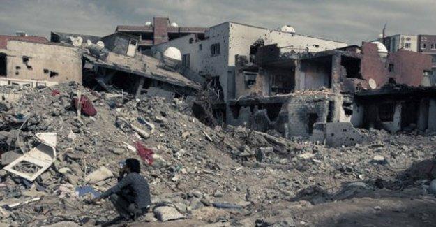 BM'nin bağımsız soruşturma çağrısının ardından Cizre'deki yıkıma hız verildi