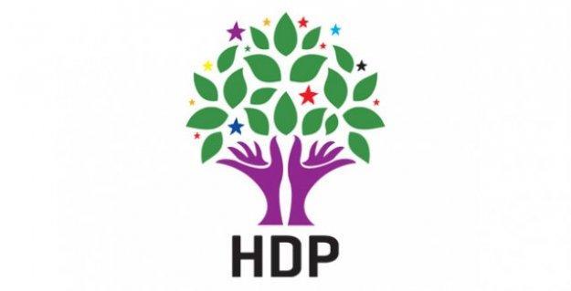 HDP: Yüksek'in tutuklanması siyasi amaçlı bir sindirme politikasıdır