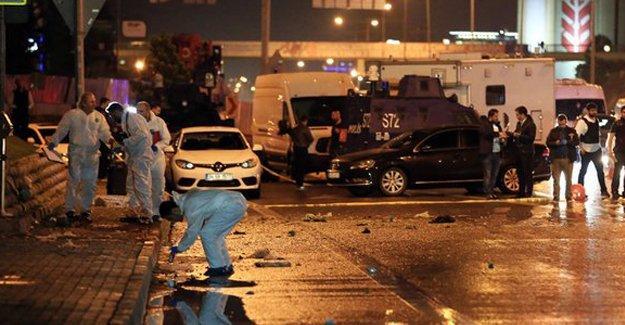 İstanbul'da patlama: 4 yaralı
