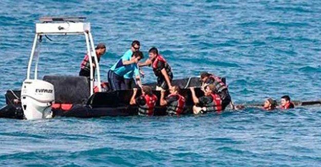 İtalya'da göçmen teknesi battı: En az 45 ölü