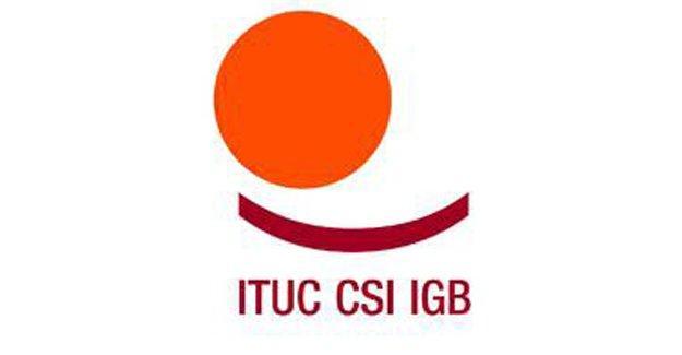 ITUC: Türkiye'de insan hakları ve demokrasi aşınıyor