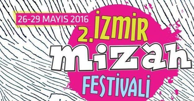 İzmir 2. Mizah Festivali başlıyor