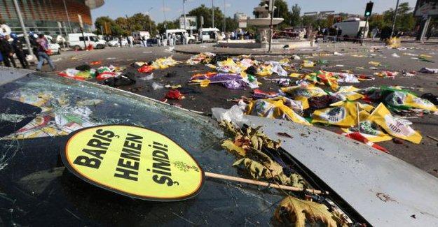 101 insanın yaşamını yitirdiği 10 Ekim saldırısı 'katliam' değilmiş!