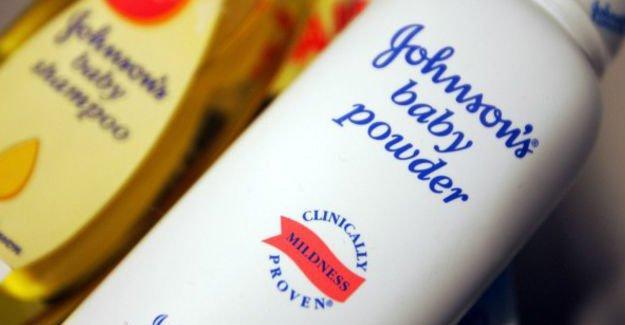 Johnson & Johnson'a kanser yapan talk pudrası nedeniyle ceza