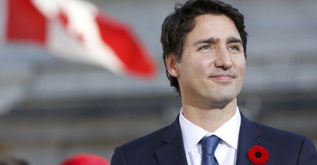 Kanada Başbakanı Trudeau'dan kadına şiddet: Parlamentere dirsek