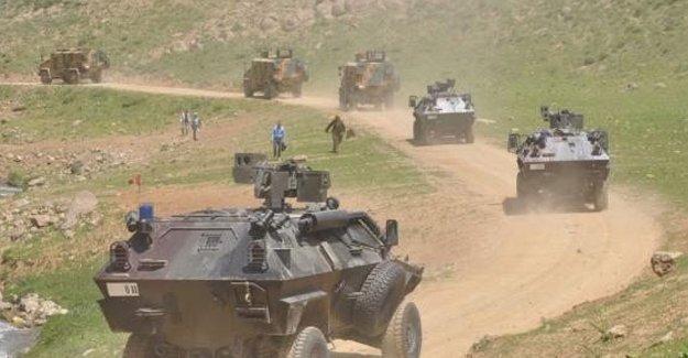 """Kars'ta """"Özel Güvenlik Bölgesi"""" ilanı"""