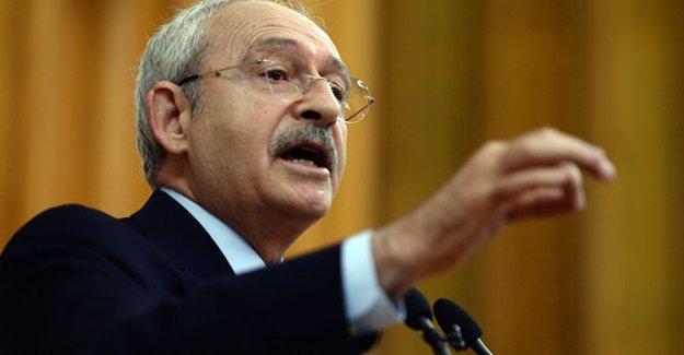 Kılıçdaroğlu: Kürsü dokunulmazlığı, siyaset yapmanın güvencesidir