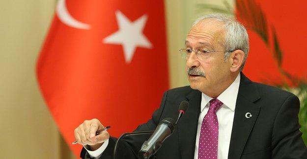 Kılıçdaroğlu: Kürt sorunu TBMM'de çözülmeli