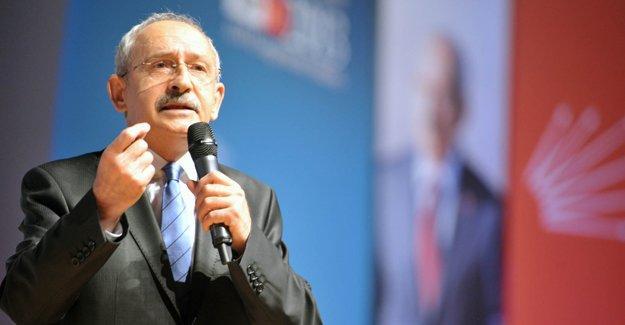 Kılıçdaroğlu: Türkiye'nin kirli çamaşırlarını Amerika mı yıkayacak