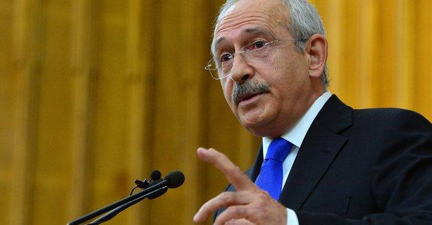 Kılıçdaroğlu'ndan 'Can Dündar, Kilis ve başkanlık' açıklamaları