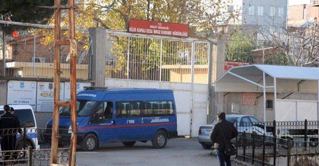 Kilis'te hapishane boşaltılıyor