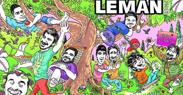 Leman, Gezi'de yitirilenleri unutmadı