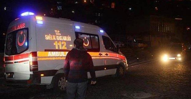 Mardin'de karakola bomba yüklü araçla saldırı