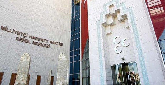 MHP, Ankara 2'nci İcra Mahkemesi'ni HSYK'ya şikayet etti