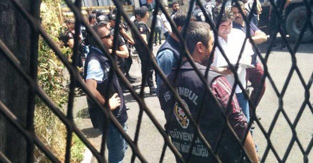 Mimarlar Odası'na polis baskını: Yöneticiler gözaltında