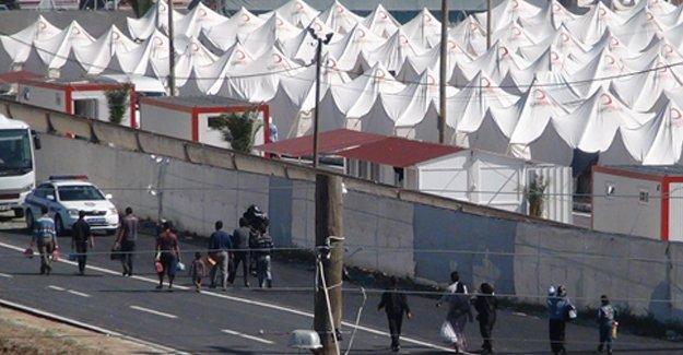 Nizip'in ardından İslahiye'deki kamptaki çocuklara da cinsel istismar