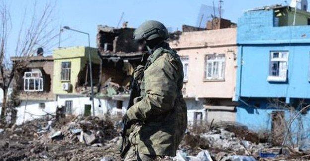Nusaybin'de bugün iki asker hayatını kaybetti