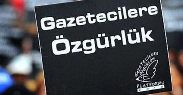 ÖGC: 15 günde 8 gazeteci gözaltına alındı