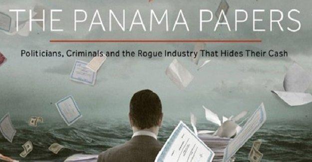 Panama Belgeleri'nde Türkiye'den adı geçenlerin tam listesi