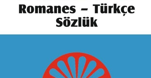 Romanes - Türkçe sözlüğü çıktı
