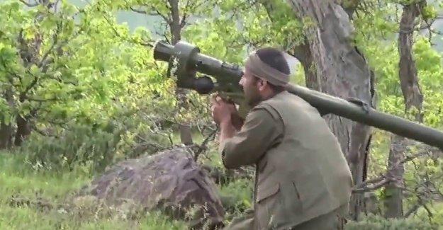 Rusya'dan Erdoğan'ın PKK iddiasına yanıt