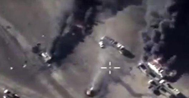 Rusya'dan Suriye kararı