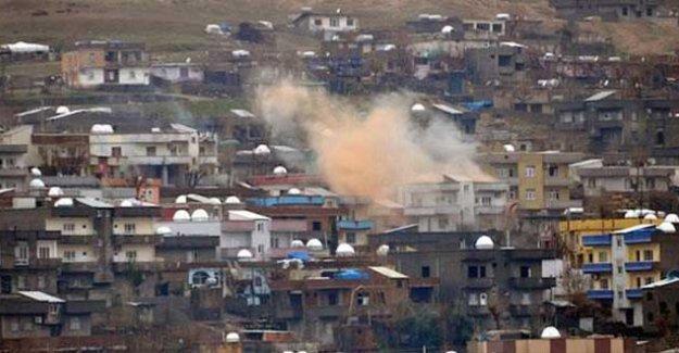 Şırnak'ta yasağın 55. günü: Şiddetli çatışmalar devam ediyor