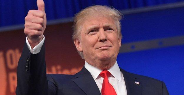 Trump adaylık için yeterli delege sayısına ulaştı