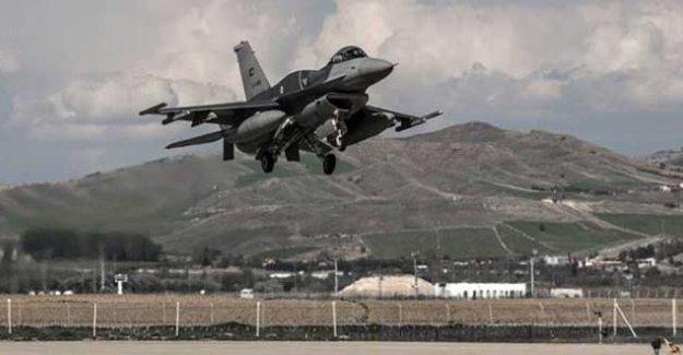 TSK'dan Şemdinli kırsalına hava saldırısı