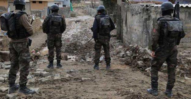 Yasak ve çatışmaların bilançosu: Askeri hastanelerde 1 tugay yaralı var