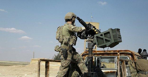 ABD destekli Suriyeli güçler Mınbıc operasyonuna başladı