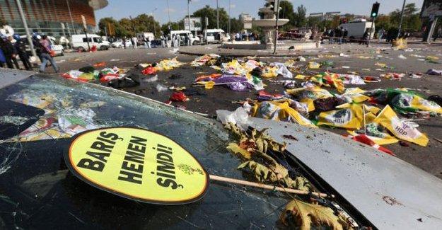 Ankara Katliamı'nda emniyet görevlilerine takipsizlik