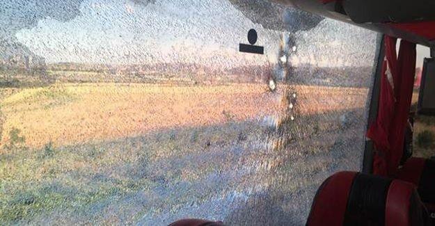 Ankara'da yolcu otobüslerine ateş açan saldırgan tutuklandı