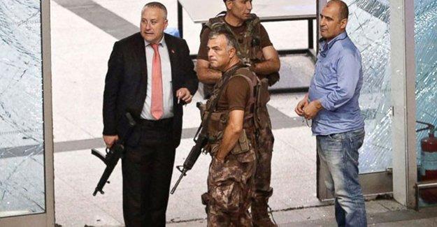 'Atatürk Havalimanı'nda güvenlik önlemi': Özel harekatçılar devriye gezecek!