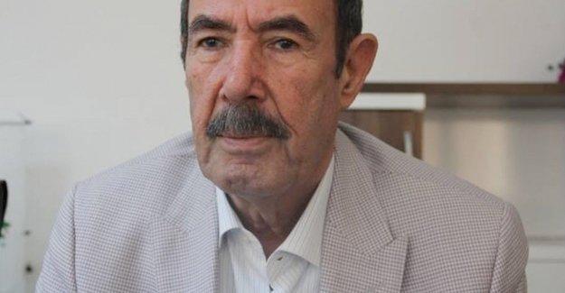 Bir dönem HEP Genel Başkanı da olan Feridun Yazar yaşamını yitirdi