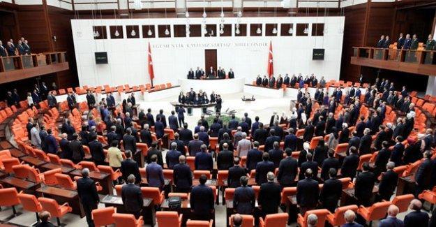Meclis'teki 4 parti anlaştı: Uzlaşma Komisyonu kurulacak
