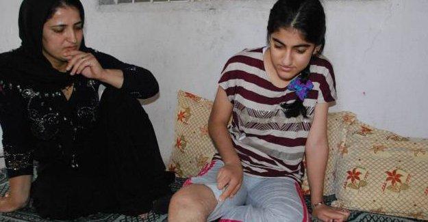 Cizre'li Funda tekrar yürüyebilmek için destek bekliyor