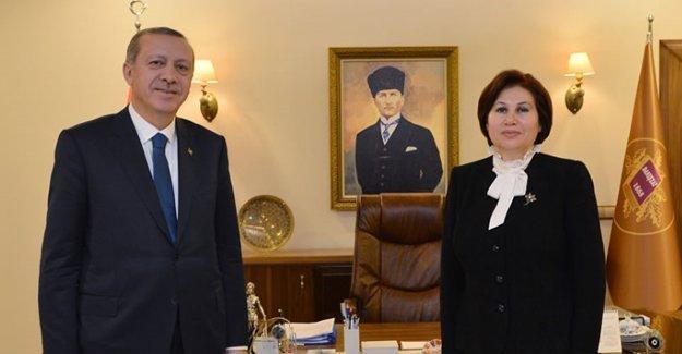Danıştay Başkanı'nın kızı ve damadı 'saray kadrosu'nda görevli çıktı