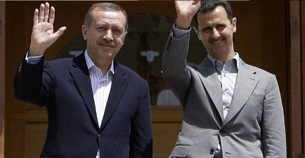 'Düşman Esed'den, kardeş Esad'a geçişin hazırlıkları yapılıyor'