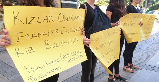 Erdoğan'ın sözlerine sessiz tepki