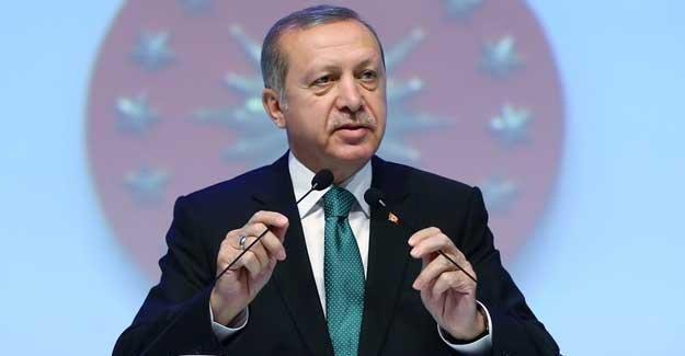 Erdoğan: Partili cumhurbaşkanlığı, başkanlık fark etmiyor