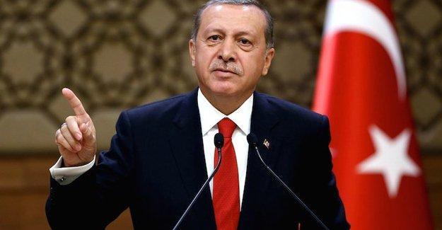 Erdoğan'dan AB'ye: Türkiye'ye yapılan uygulama İslamofobiktir