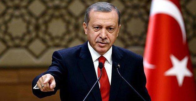 Erdoğan'dan DBP'li belediyelere: Bugünler iyi günleri, bedelini ödeyecekler