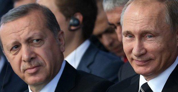Erdoğan'ın mektubuna Rusya'dan yanıt